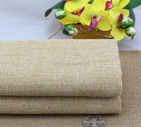 High quality Burlap/linen/jute/hessian fabric for bags