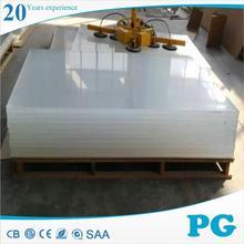 PG made in China cast plexiglass backboard