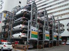 Multi-Layer Lift-Sliding Mechanical Type Car Parking System
