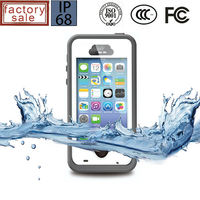 Red Pepper Waterproof Case for iPhone5 for iPhone 5S Case