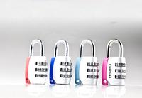 Combination digital lock hardened door lock zinc alloy digit safe locks