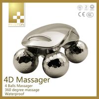 Rolling lightly Smart mini body massager facial skin care massager