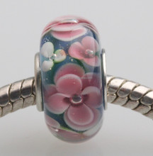 JP066 Bead / Glass Bead Fit for 3MM European Jewelry Sets
