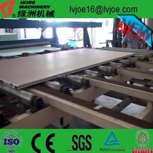 Brazil Paper Faced Gypsum plaster machine line/gypsum plaster production line/gypsum plaster machine line