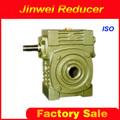 Fcwk gusano caja de cambios, caja de engranajes reductor de rpm