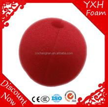 5CM red foam clown nose for Party & Holiday