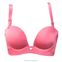 Oil massage beads Seamless gather half around NB high quality young sexi girl wear bra