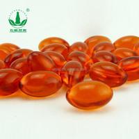 health care product 100% pure sea buckthorn fruit oil softgel