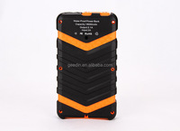 New top quality waterproof mobile charger 18000mAh power bank with IP67