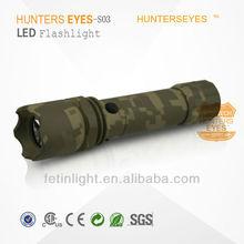 High Power Tactical Military CREE Q5 LED Flashlight S03