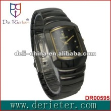 de rieter watch Giggest free movt quartz digital watch designer service team paint shell watch dial with copper