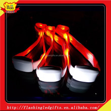 nylon Sound Activated LED Bracelet Party Event Flashing Light Creative Promotional Gift Toy Customized Logo nylon bracelet