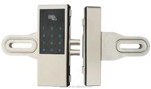 Digital combination glass door lock
