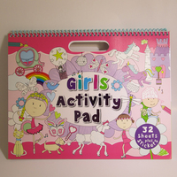 Kids activity book children's