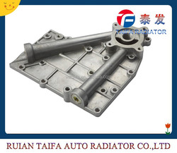 for Komatsu Excavator Parts 6204-61-5110 For 4D95 Oil Cooler Cover