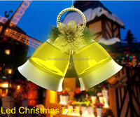 """outdoor led wireless christmas lights With """" jingle bells"""" music"""