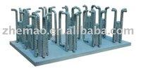 Prevent fall beam embedded steel
