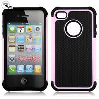 Silicone Case For iPhone 4 4S Protective Case For Apple 4 4S