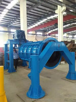 Spun Concrete Pole Machine And Prestress Concrete Pole Making Production Line Sale For South Africa