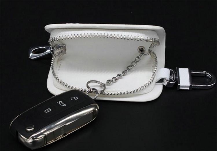 designer smart zip porte cl de voiture portefeuille pour ferrari kia volvo volkswagen cl. Black Bedroom Furniture Sets. Home Design Ideas