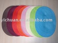 pp oval placemat,eva placemat,pu table mat