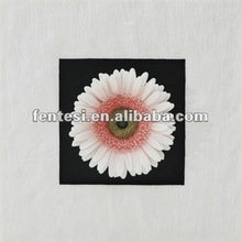 2012 red sunflower wall hanging picture