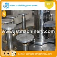 outstanding mechanical property 2000bph full auto linear type White spirits bottling plant