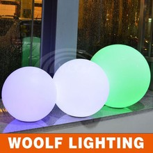 Foshan Factory Magic Led Flashing Bouncing Ball With Multi-Color Light