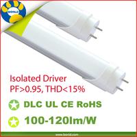Fluorescent tube u shape t8 led tube 18w t8 led tube light factory price for office