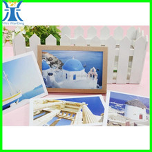 Yiwu new arrived decoration top sale wholesale postcard