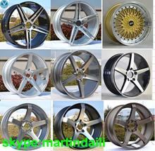 15x8.0 car alloy wheels/high quality car alloy wheels/aluminum wheels new design car allo wheels6x139.7 car rims