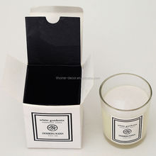 Shenzhen Lihome Top quality custom made flameless candle in glass jar for Denmark market