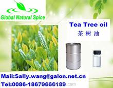 Bulk High quality 100% pure essential tea tree oil Cas:68647-73-4