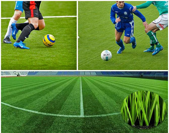 Alfombra de c sped artificial para cancha de f tbol c sped artificial y suelos deportivos - Alfombra cesped artificial ...