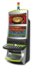 Plastic new style cleaning up the bucks slot machine game made in China
