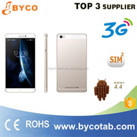 Chinese wholesale suppliers Cheap 6.0 inch MTK6572 dual core smart mobile