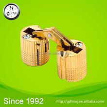 Hot sale cabinet furniture invisible hinge,cylinder hinge,furniture hinge