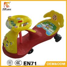 ألعاب الأطفال سيارة لعبة طفل سوينغ 2015 هدايا عيد الميلاد