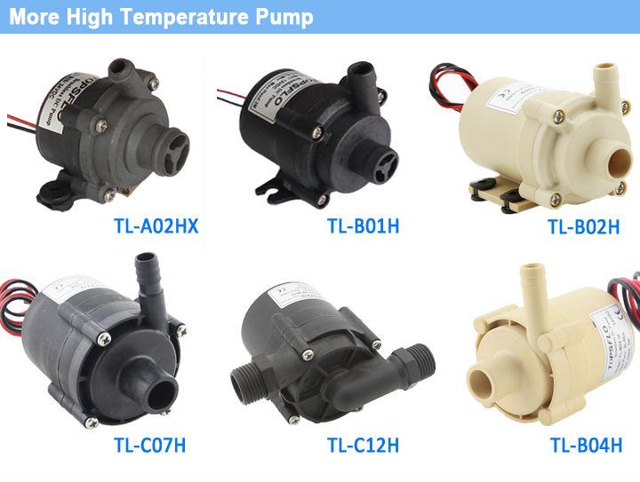 4.5~5.5L/min 1.3~2meter 12/24V pump water mini ,pump espresso machines,,pump coffee machines,,pump juice machines can customized
