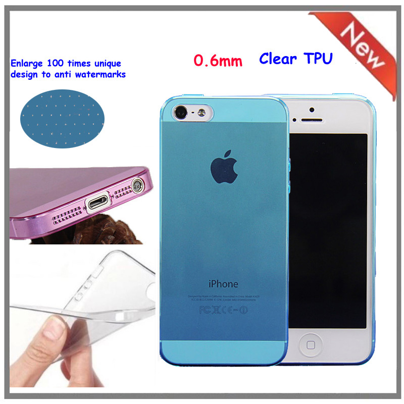 Hot china products wholesale TPU mobile phone case for iphone5s