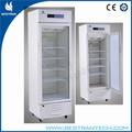Bt-5v 2 ~ 8 degree de almacenamiento vertical del refrigerador de laboratorio y farmacia frigorífico congelador refrigeradores domésticos para vacuna vacuna frigorífico