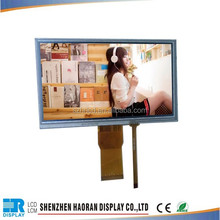 7.0'' 800x480 + TFT Type + LCD Display + Touch Panel + Touch screen monitor + Screen display