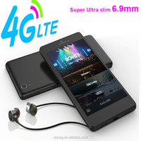 Made-in-China original 4G LTE mobile phone with super slim smartphone 4g, wifi, gps, dual sim and dual cameras