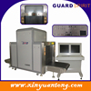 X ray baggage and luggage and parcel security inspection scanner system for custom,station, hotel,school use