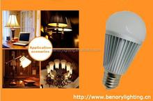 High brightness 12W diammable LED bulb base E27/e26