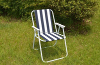 new design folding beach chair with wheel, folding beach chair with footrest, spring chair with armrest