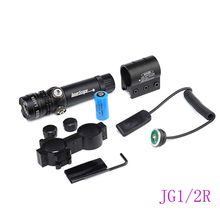 Tactical accessory riflescope hunting / red laser sight for sale