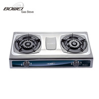 Happy home Portable Gas Stove, Stainless Steel Gas Cooker BW-2013