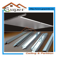 Ceiling Tee Grid for Aluminum Panel