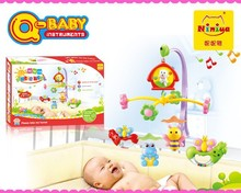 NINIYA Electric music baby bell mobile,cheap baby mobile wholesale